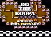 Do The Koopa Cartoon Picture