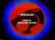 Exodus Cartoon Picture