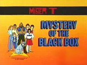 Mystery Of The Black Box Free Cartoon Picture