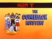 The Comeback Mystery Picture To Cartoon