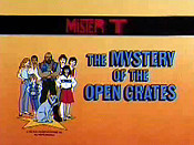 The Mystery Of The Opened Crates Free Cartoon Pictures