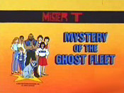 Mystery Of The Ghost Fleet Picture Into Cartoon