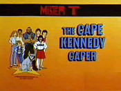 The Cape Kennedy Caper Cartoon Picture