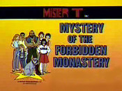 Mystery Of The Forbidden Monastery Picture Into Cartoon