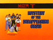Mystery Of The Disappearing Oasis Cartoon Picture