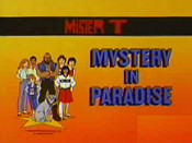 Mystery In Paradise Picture To Cartoon