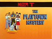 The Playtown Mystery Picture To Cartoon