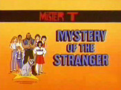 Mystery Of The Stranger Picture To Cartoon
