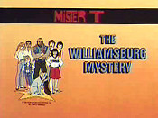 The Williamsburg Mystery Picture To Cartoon