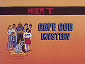 Cape Cod Mystery Cartoon Picture