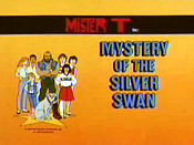Mystery Of The Silver Swan Picture Into Cartoon