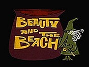 Beauty And The Beach Picture Of Cartoon