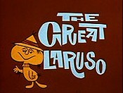 The Great Laruso The Cartoon Pictures