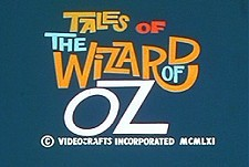Tales of The Wizard of Oz Episode Guide Logo