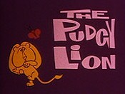 The Pudgy Lion The Cartoon Pictures