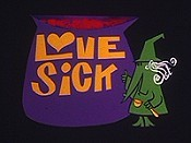 Love Sick Cartoon Picture