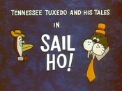 Sail Ho! Cartoon Character Picture