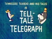 Tell-Tale Telegraph The Cartoon Pictures