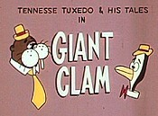 Giant Clam Picture Into Cartoon