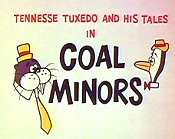 Coal Minors Picture Into Cartoon