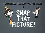 Snap That Picture Cartoon Character Picture