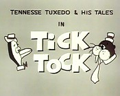 Tick Tock Cartoons Picture