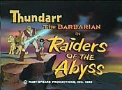 Raiders Of The Abyss Picture Of The Cartoon