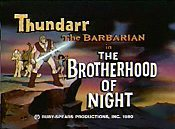 The Brotherhood Of Night Picture Of Cartoon