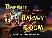 Harvest Of Doom Picture Of The Cartoon