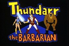 Thundarr the Barbarian Episode Guide Logo