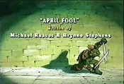 April Fool Cartoon Picture
