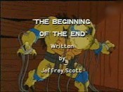 The Beginning Of The End Cartoon Picture