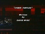 Cyber-Turtles Picture Into Cartoon