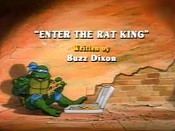 Enter The Rat King Cartoon Picture