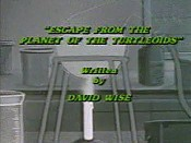 Escape from The Planet Of The Turtleoids Pictures Cartoons