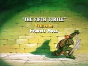 The Fifth Turtle The Cartoon Pictures