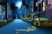 Garbageman Pictures In Cartoon