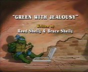 Green With Jealousy Picture Of Cartoon