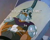 A Turtle In Time Cartoon Picture