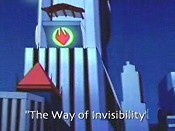 The Way Of Invisibility Pictures In Cartoon