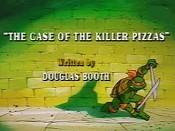 The Case Of The Killer Pizzas Picture To Cartoon
