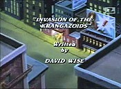Invasion Of The Krangazoids Picture Into Cartoon