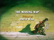 The Missing Map Cartoon Character Picture