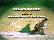 Mutagen Monster Cartoon Character Picture