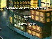 Attack Of The Neutrinos Unknown Tag: 'pic_title'