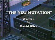 The New Mutation Cartoon Picture