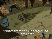 Notes From The Underground, Part 3 Pictures In Cartoon