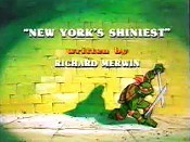 New York's Shiniest Cartoon Picture