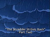 The Shredder Strikes Back, Part 2 Cartoon Funny Pictures