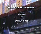 Shredder Triumphant Unknown Tag: 'pic_title'